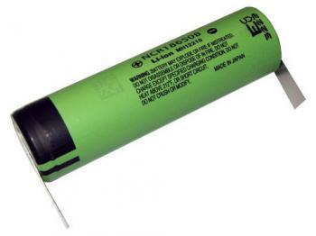 Náhradní Li-ion baterie ke svítilně P4519 3,7V 3400mAh