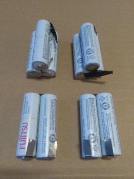Baterie pro vysavače Electrolux ergorapido 2 in 1 ZB3001, ZB3002, ZB3003 12V 2000mAh NiMH