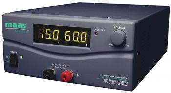 Laboratorní zdroj MAAS 1-15 VDC / 0-60 A SPS-9600