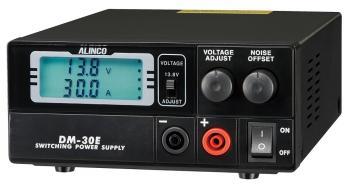 ALINCO DM-30-E napájecí zdroj 9-15V, 30A