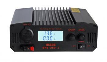 MAAS SPS-350-II, napájecí zdroj 9-15V, 30A