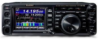 YAESU FT-991A , HF/VHF/UHF, 100W s tunerem