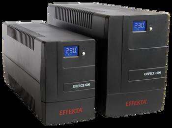 Line-interactive UPS Effekta OFFICE 800VA 480W 1:1
