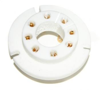Patice pro elektronky GU50 - zlatá - FU50R GP