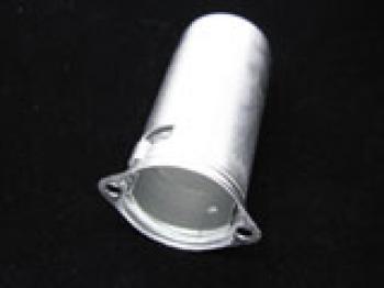 Stínění s přítlačným pérem pro elektronky velikosti 55mm - 9G55