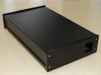 Šasí pro zesilovač - černé GDHC01