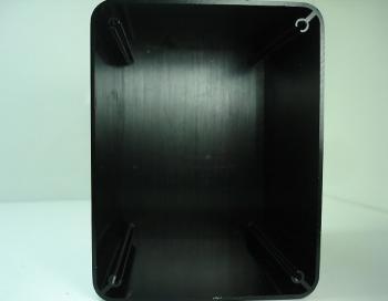 Šasí pro transformátor - černá barva GDTC07