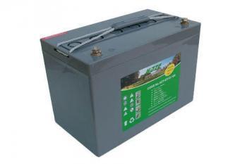 HAZE 12V 100Ah HZY12-100EV olověný akumulátor pro elektrické vozíky
