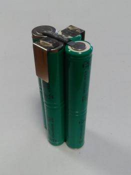 Baterie pro repasi aku-nářadí Parkside apod. 9,6V 1,2Ah NiMH
