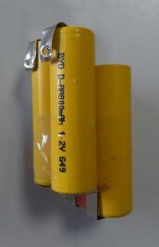 Baterie pro aku-šroubovák Skil 2348 Twist 4,8V 0,94Ah NiCd
