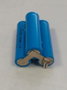 Náhradní baterie pro Moser ChromStyle Pro 1871-0071 a 1871-0072 - LiFePo4/Li-ion