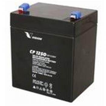 olověný akumulátor Vision 12V 5Ah CP1250H F2