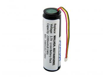 Baterie do navigace TomTom Go 400, 500, 600 Li-Ion 3,7V 2200mAh