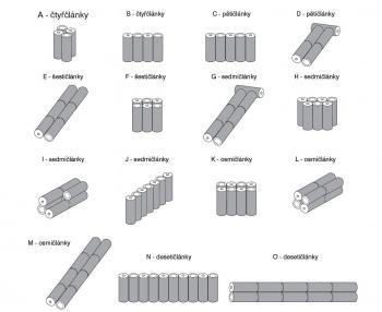Akumulátorové sestavy