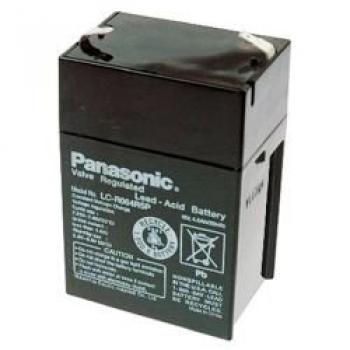 Baterie pro vysavač ELEKTRONIK 6V 4,5Ah LC-R064R5P