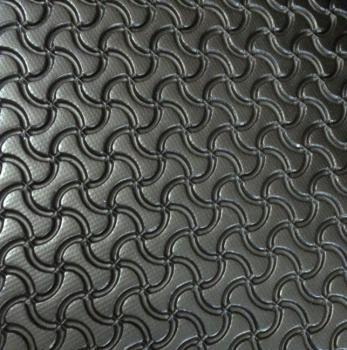 Plotna Birk 8 mm černá