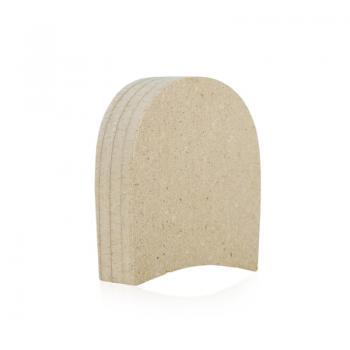 Dřevěný podpatek Masonit 24