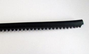 Rámek W-62 černý (cena za 1m)
