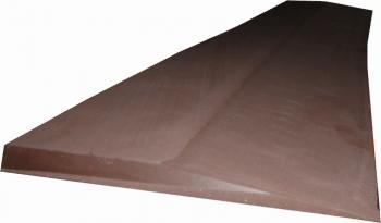 Klínový pás EVAC - hnědý