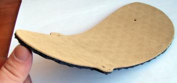 Barefoot SANDAL (s kůží)