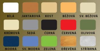 Barva na kůži Quick color dye
