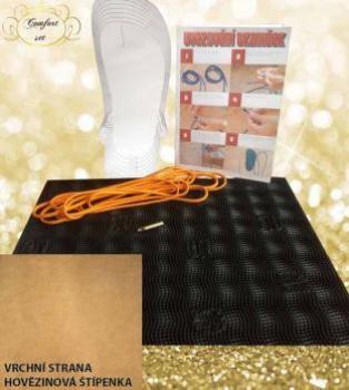 Sandal set comfort VIBRAM 5mm