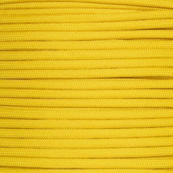 Paracord 550 žlutá