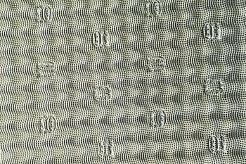 Plotna Vibram 5 (32x25) bílá