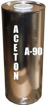 ŘEDIDLO DO VUKOPLASTU A-90 (ACETON) 1l