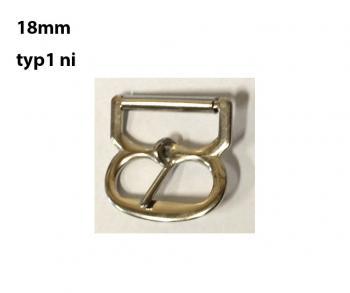 Obuvnická přezka 18mm 1ks
