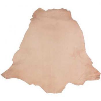 Kůže Tara - béžová /na podšívky a stelky /