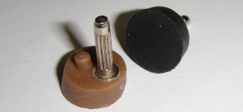 Patník s kovovým dříkem 5291