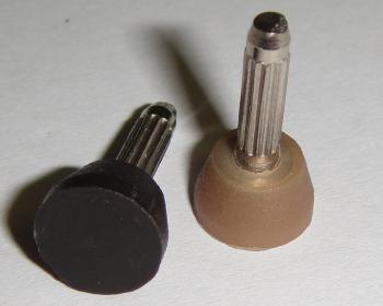 Patník s kovovým dříkem 5014