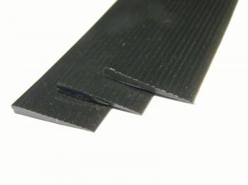 Klínový pás obolitový - černý