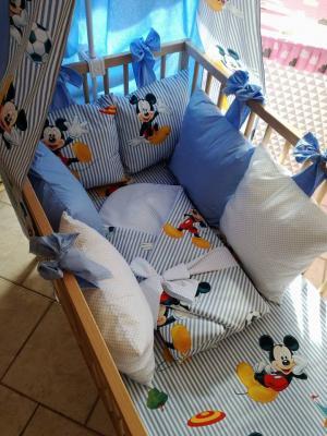 Sada - Modrý Mickey