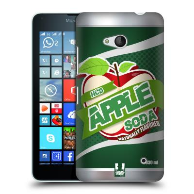 Barevný kryt na mobilní telefon Microsoft Lumia
