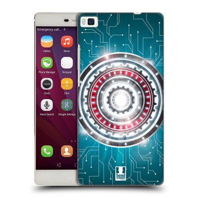 Barevný kryt na Huawei