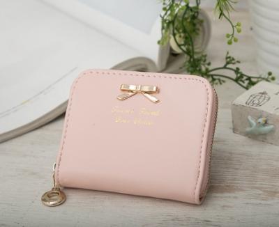 Dámská peněženka - světle růžová