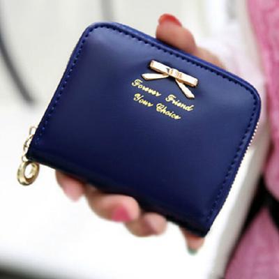 Dámská peněženka - tmavě modrá