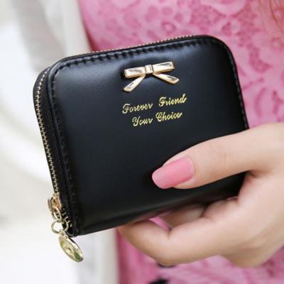 Dámská peněženka - černá