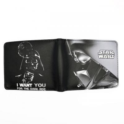 Koženková peněženka s motivem STAR WARS