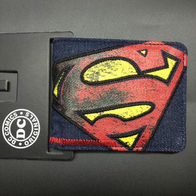 Koženková peněženka s motivem SUPERMANA