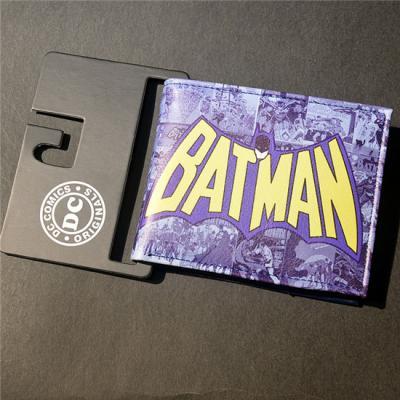 Koženková peněženka s motivem BATMANA