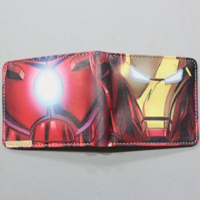 Koženková peněženka s motivem IRON MAN