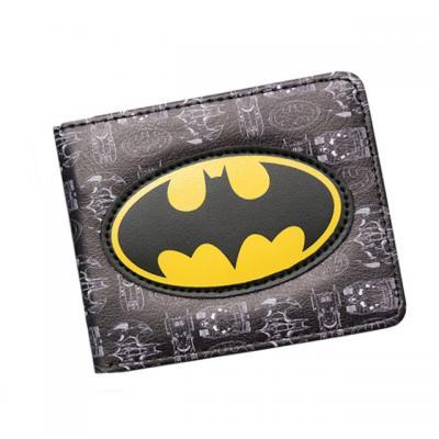 Koženková peněženka s motivem - BATMAN
