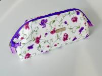 Frame cosmetic bag