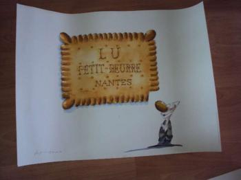 Plakát sušenka