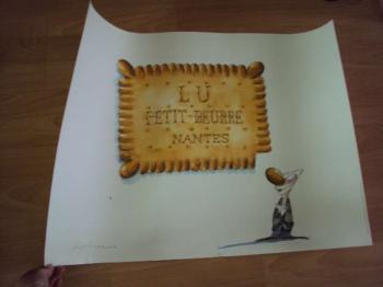 Plakát sušenky