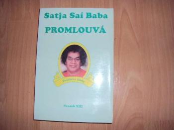 Satja Saí Baba promlouvá