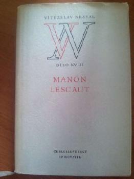Manon Lescaut-V.Nezval